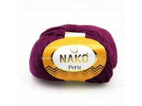 příze Peru 3260 maceškově fialová