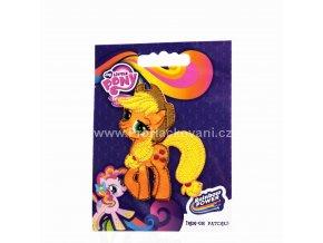 Nažehlovací aplikace My little pony Applejack