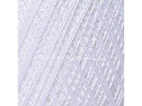 příze Violet 1000 bílá