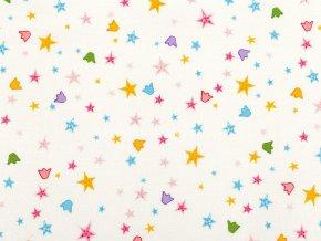latka barevne hvezdicky