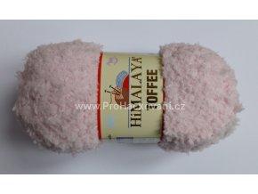 Toffee 73505 pastelově růžová