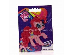 Nažehlovací aplikace My little pony Pinkie Pie