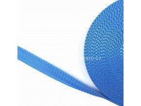 Popruh polypropylénový 2 cm nebesky modrý