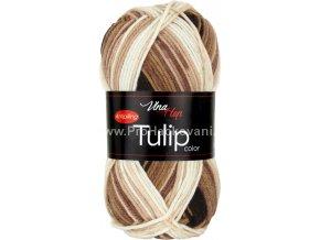 Tulip color 5217 variace hnědé