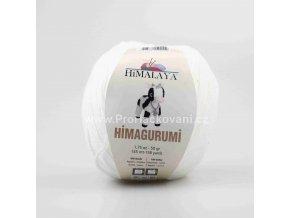 Himagurumi 30101 bílá