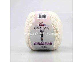 Himagurumi 30102 smetanová