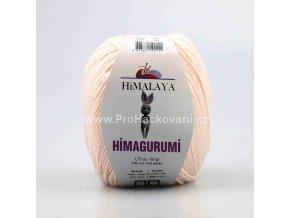 Himagurumi 30111 jemně lososově růžová