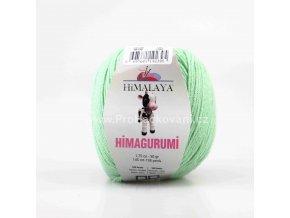 Himagurumi 30139 pastelově zelená