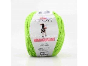 Himagurumi 30141 hráškově zelená
