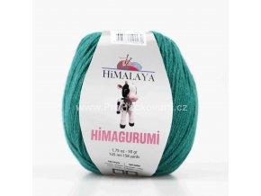 Himagurumi 30147 zelený petrol