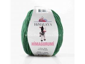 Himagurumi 30146 tmavě zelená