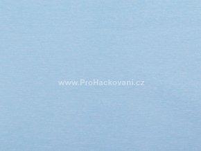 Dekoracni latka loneta svetle modra