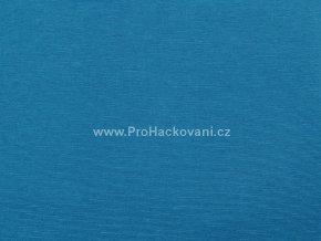 Dekoracni latka loneta modra