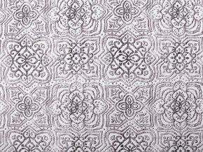 Dekoracni latka ornamenty seda