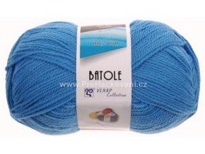příze Batole 56033 středně modrá