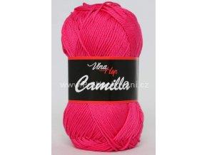 Příze Camilla 8036 malinová