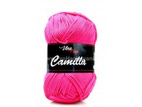 Příze Camilla_8036 malinová