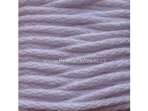 Šňůry PES 01 bílé