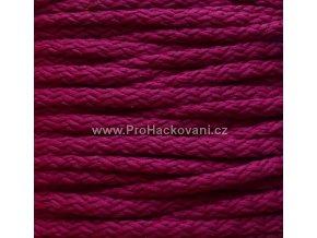 Šňůry PES 18 fuchsiově fialové