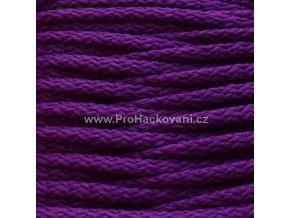 Šňůry PES 20 fialové