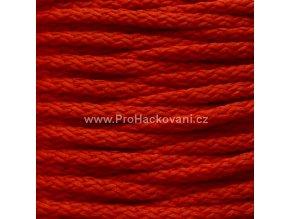 Šňůry PES 09 červené