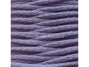 Šňůry PES 21 levandulové