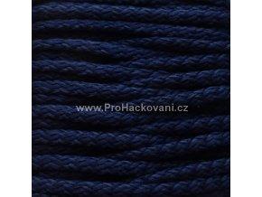 Šňůry PES 25 námořnické modré