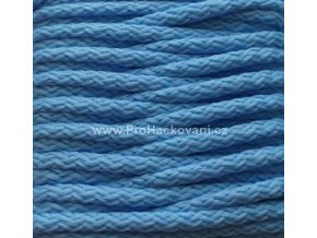 Šňůry PES 27 světle modré