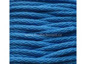 Šňůry PES 28 středně modré