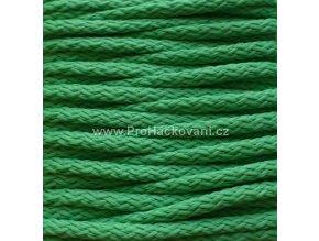 Šňůry PES 37 světle zelená