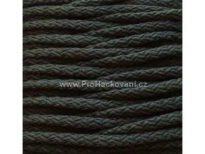 Šňůry PES 49 tmavě šedé