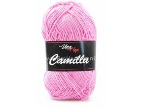 Příze Camilla 8039 růžová