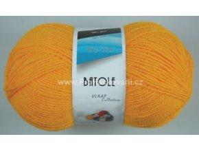 příze Batole 54460 oranžovožlutá
