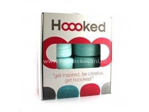 Set Hooked Zpagetti Puff Sugar mint