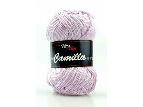 Příze Camilla 8050 bledě fialová