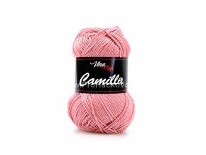 Příze Camilla 8028 starorůžová