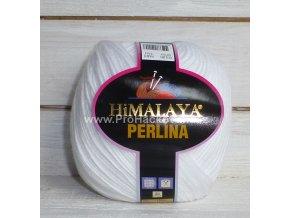 příze Perlina 60124 bílá