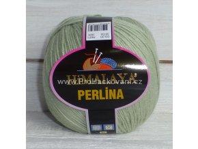 příze Perlina 50104 světle zelená