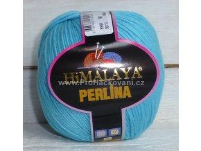 příze Perlina 50131 tyrkysová
