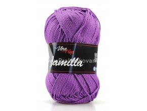 přize Camilla 8057 tmavě fialová