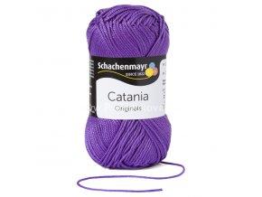 Příze Catania_113 fialová