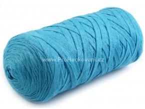 Ribbon Yarn Art tyrkysové