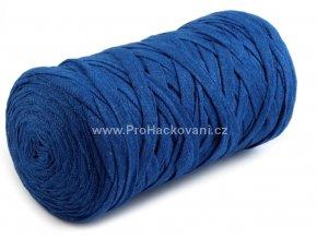 Ribbon Yarn Art safírově modré