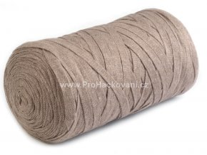Ribbon Yarn Art sezamové