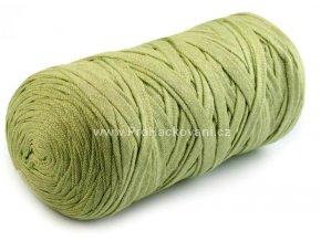Ribbon Yarn Art jarní zelená