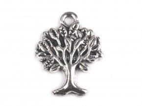 Přívěsek strom platina