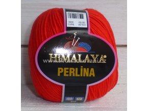 příze Perlina 50109 červená