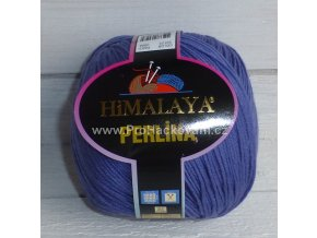příze Perlina 50123 modrá