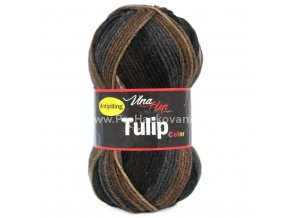 Tulip color 5204 variace hnědé