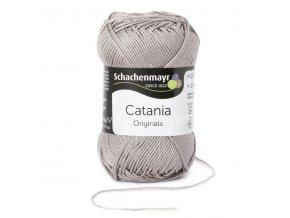 Příze Catania 406 hnědobéžová